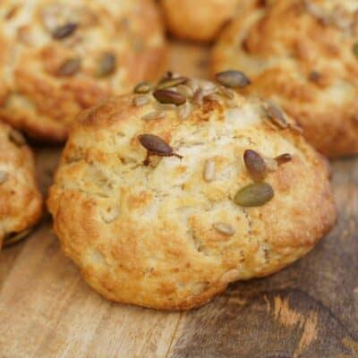 Scones - enkla, frasiga och goda scones
