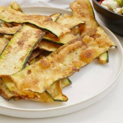 friterad zucchini