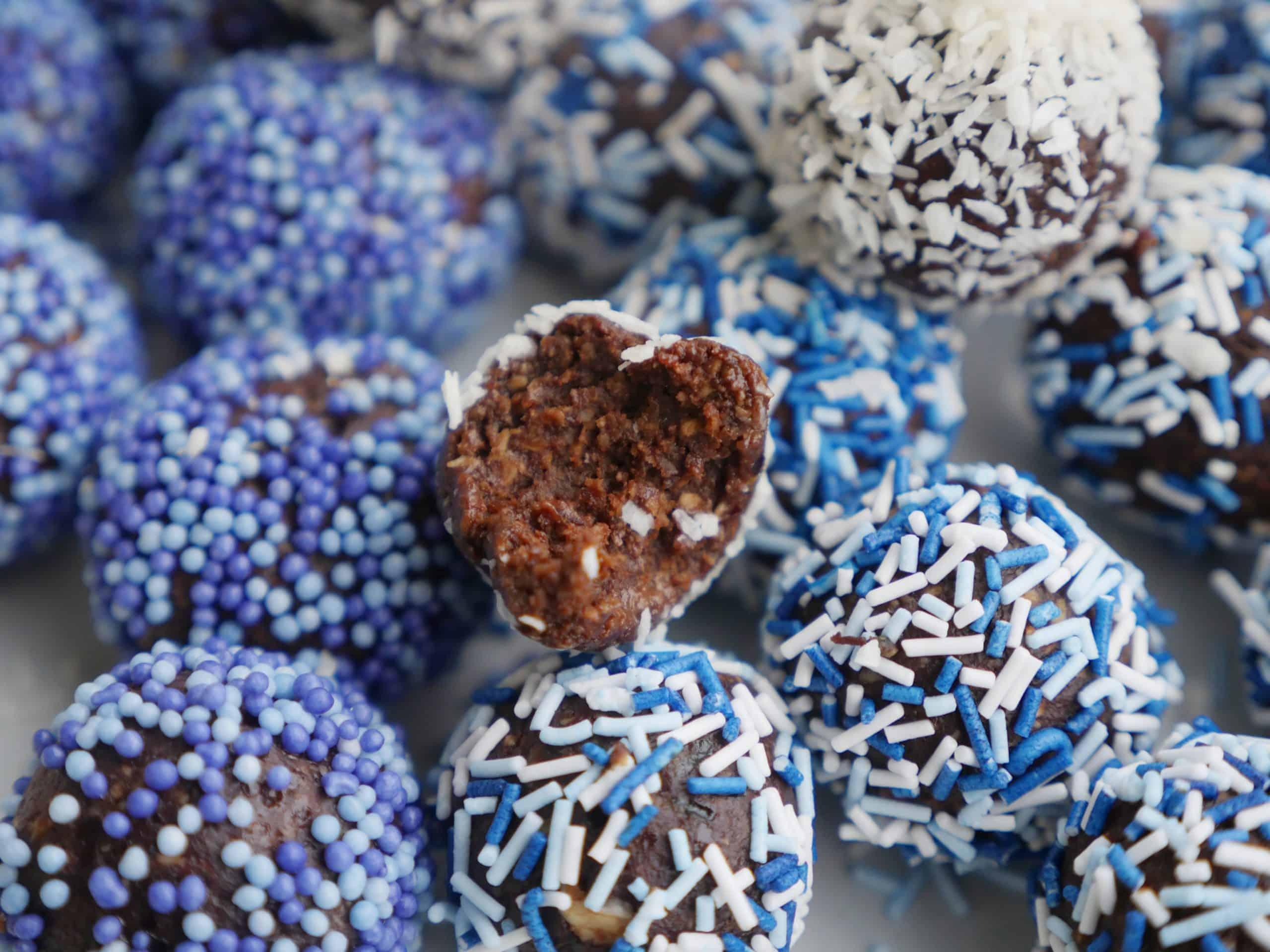 veganska chokladbollar