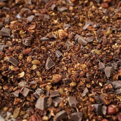 Hemmagjord chokladgranola