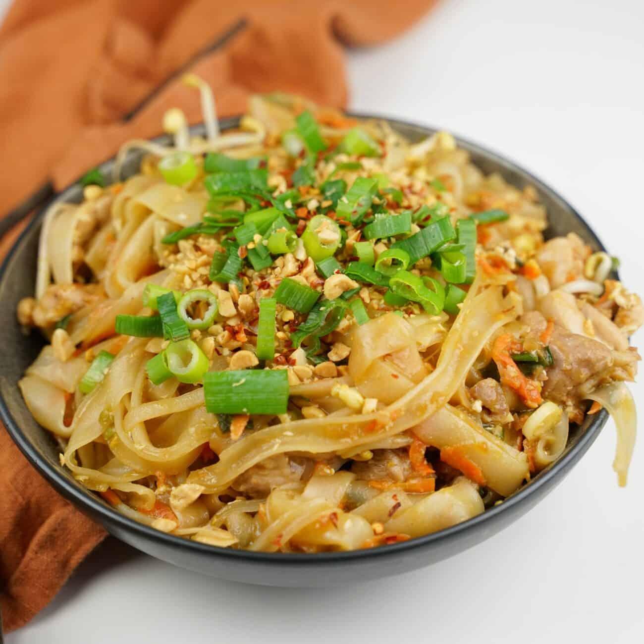Riktigt god pad thai – Mina bästa pad thai tips