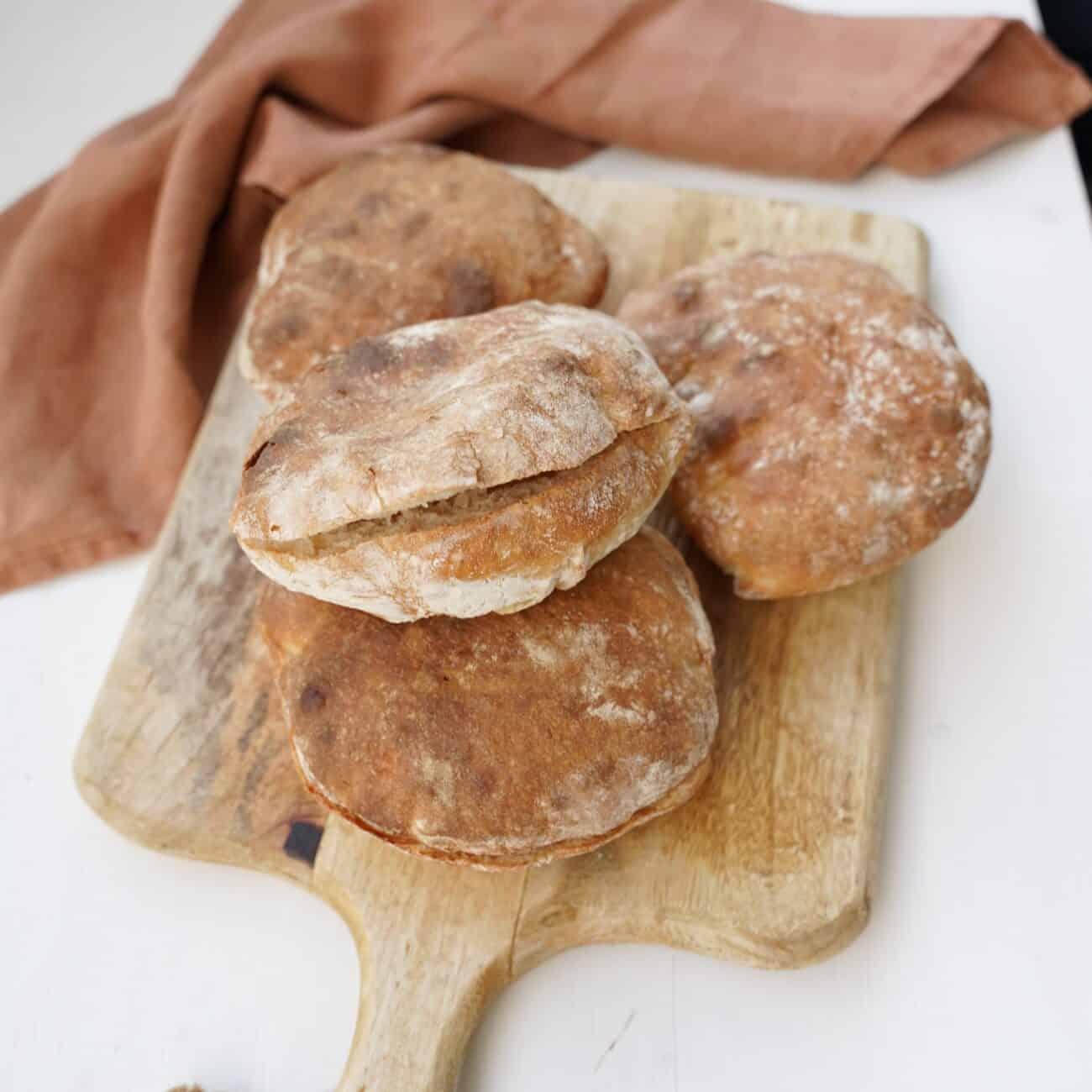 Somun – luftiga pitabröd från balkan