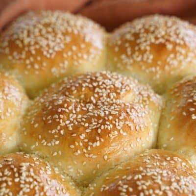 Brytbröd - super mjukt, fluffigt och gott
